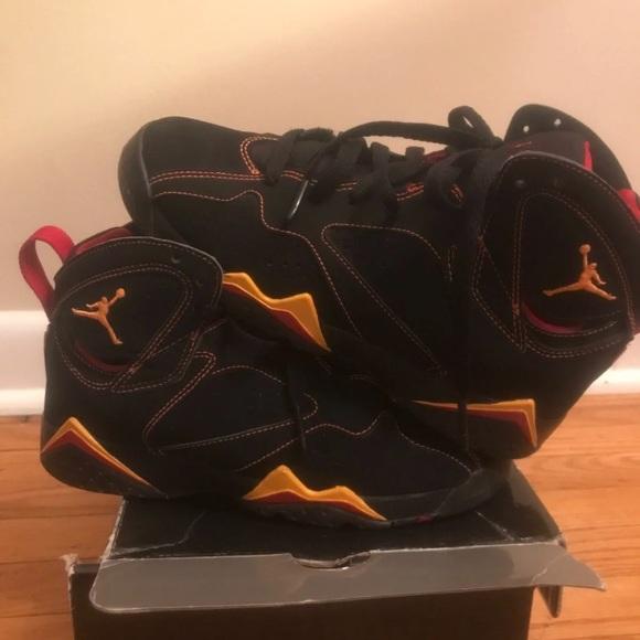 Jordan Shoes | Retro 7 Big Kids Size 4